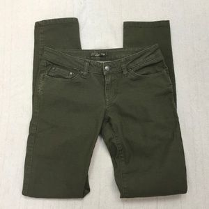 PRANA Kara Jeans- Cargo Green